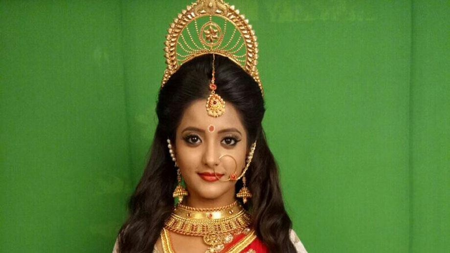 I am glad I did not have to lose or gain weight for Shaktipeeth Ke Bhairav: Ulka Gupta