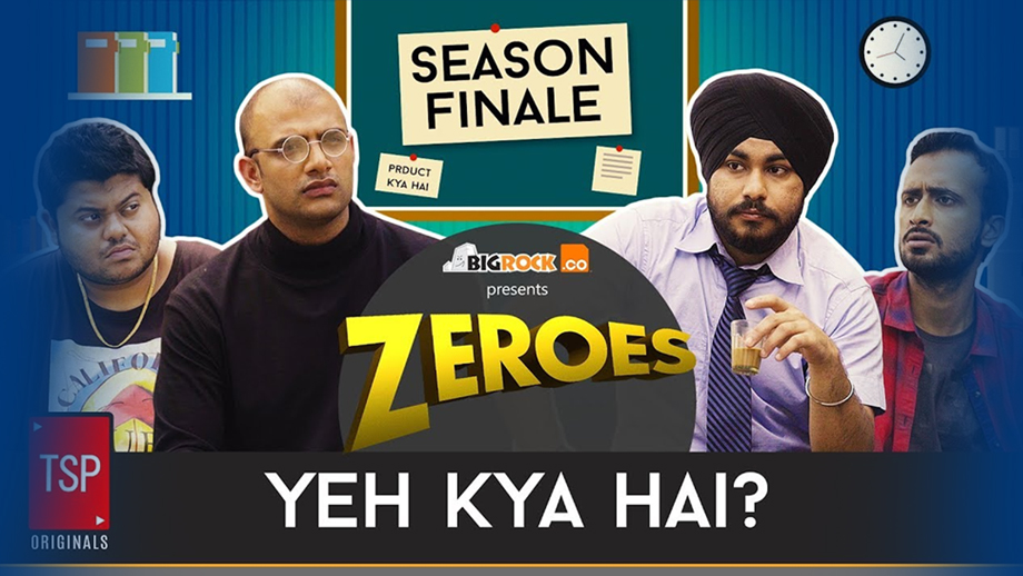 Review of TSP's Zeroes- A light-hearted, satire-laden parody