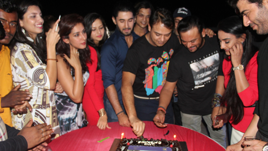 Porus completes 100 episodes: Celebration pics 2
