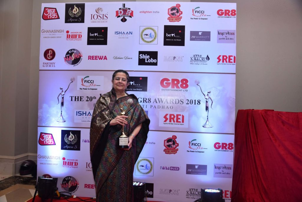 20th Beti FLO GR8 Women Awards 2018 - Part 1 6