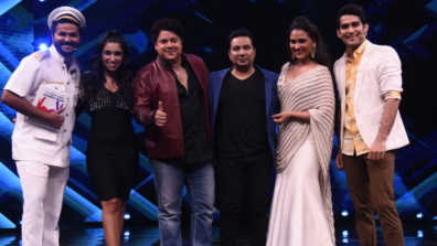 Sajid Khan on the sets of &TV's High Fever 2