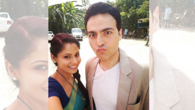 Chhavi Mittal and Ayaz Khan in Sony TV's Zindagi Crossroad