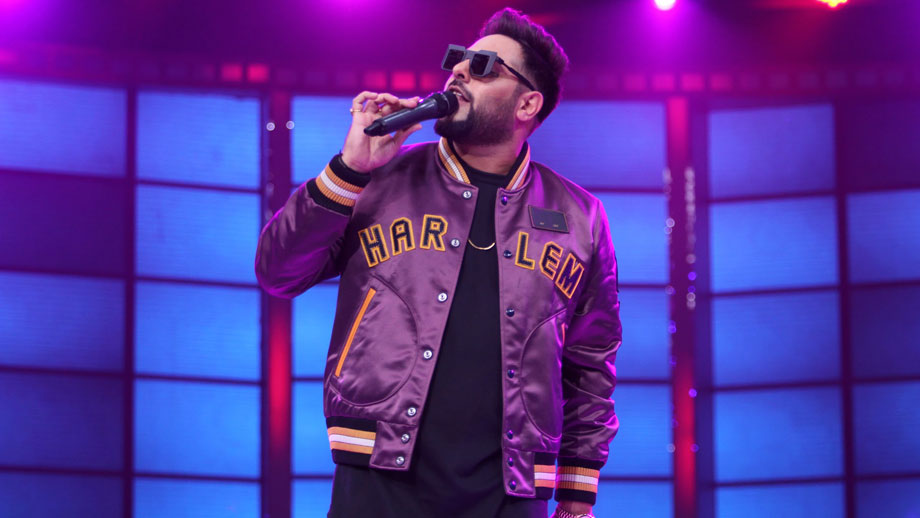 Badshah launches his new song 'Buzz' on India's Next Superstars!