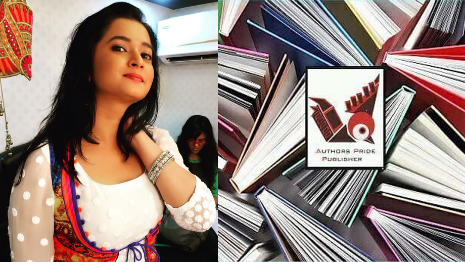 Ekta Tiwari taps the Writer in her; all set to publish her set of poems