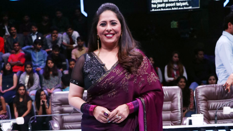 Geeta Kapoor back on DID stage; to shoot for Li'l Masters 4