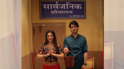 Elaichi to plan an agitation to promote sanitation in SAB TV's Jijaji Chhat Per Hain