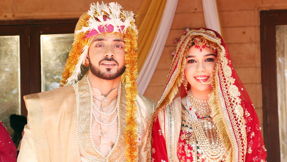 Kabeer and Zara off to Kashmir for their honeymoon in Ishq Subhan Allah