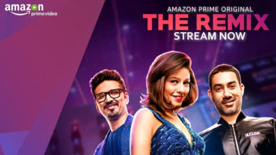 Review of Amazon Prime's The Remix- A scratch here, a hook there, and we're bewitched!!!