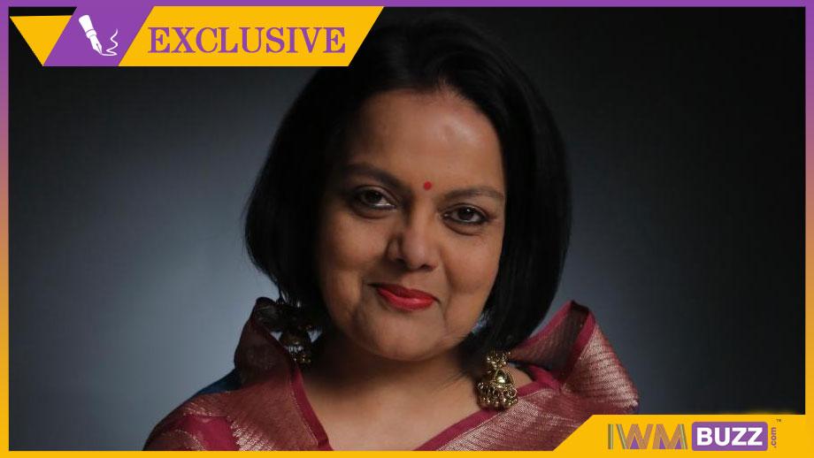 Sushmita Mukherjee in Saurabh Tewari's next