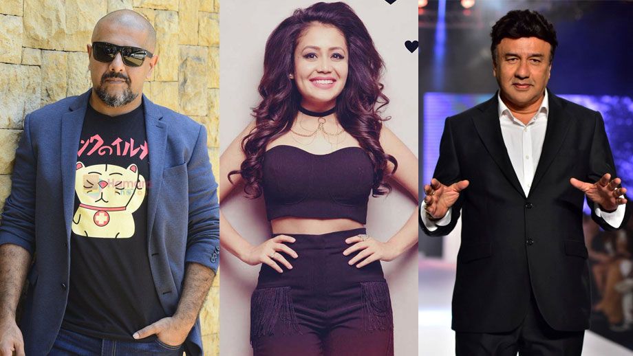Vishal Dadlani Neha Kakkar And Anu Malik To Judge Sony Tv S Indian Idol 10 Iwmbuzz