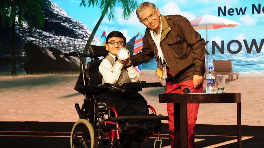 Anything is possible if one is committed enough: Sparsh Shah
