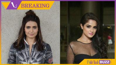 Karishma Tanna REPLACES Asmita as lead in Balaji's Star Plus show
