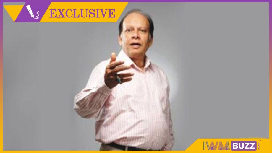 Veteran actor S.M. Zaheer in Star Plus' Maryam
