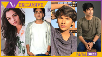 Ahsaas Channa, Adarsh Gourav, Mohak Meet and Sanchay Goswami in TVF's upcoming web-series