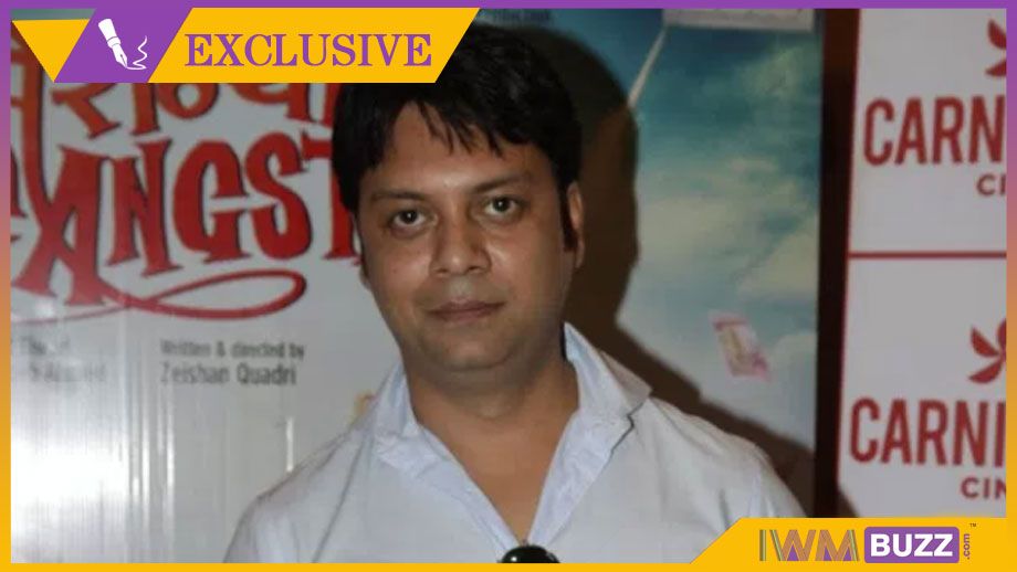 Zeishan Quadri in Bodhi Tree's web-series for Viu India