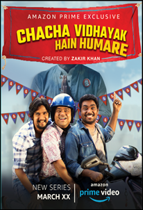 'Chacha Vidhayak Hai Humare' is my humble attempt at making people laugh: Zakir Khan 1