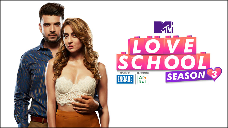 MTV Love School is back with Season 3