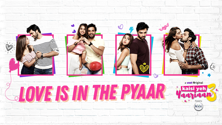 Review of VOOT's KYY 3: A breezy romantic tale