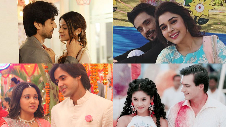 Which couple's nok-jhok moments you enjoy the most?