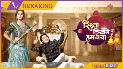 Sony TV's Rishta Likhenge Hum Naya to end