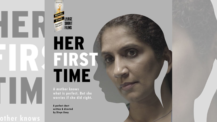Royal Stag Barrel Select Large Short Films presents Divya Unny's short film 'Her First Time'