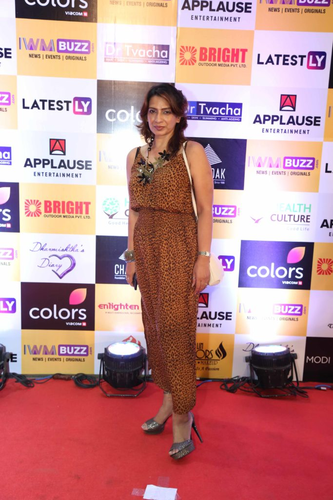 Celebs revel at IWMBuzz Party 2018 59
