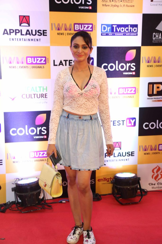 Celebs revel at IWMBuzz Party 2018 150