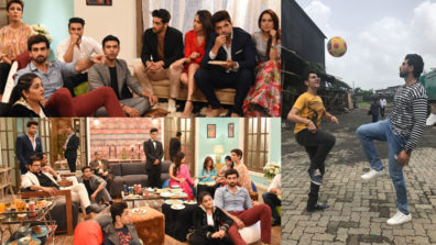 FIFA fever on the sets of Dil Hi Toh Hai