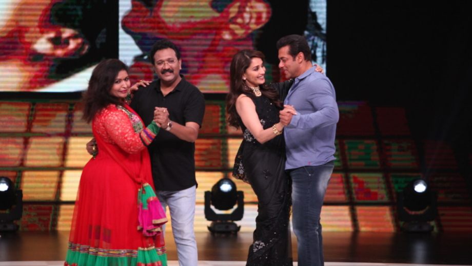 Madhuri and Salman relive the magic of Hum Aapke Hai Kaun in Dance Deewane