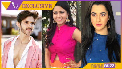 Rohan Mehra, Palak Jain and Akansha Sareen in &TV's Laal Ishq