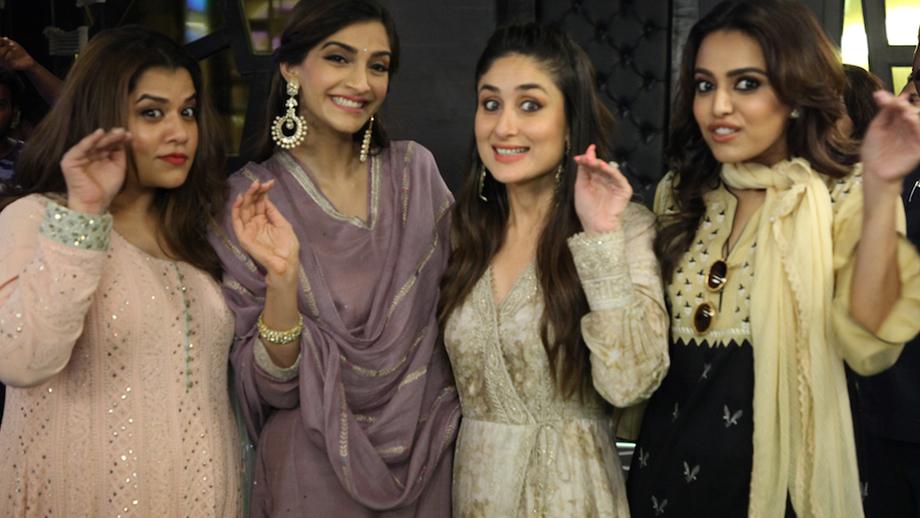 When Veere Di Wedding girls posed like Naagins!! 1