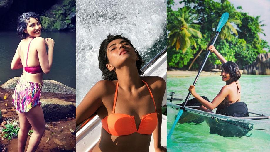 Teena Singh's amazing Seychelles experience...