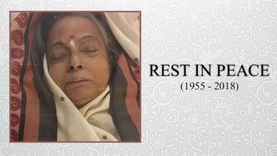 Rita Bhaduri passes away 1