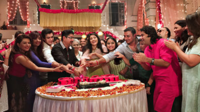 Hawan on the sets of Yeh Ristha Kya Kehlata Hai 3