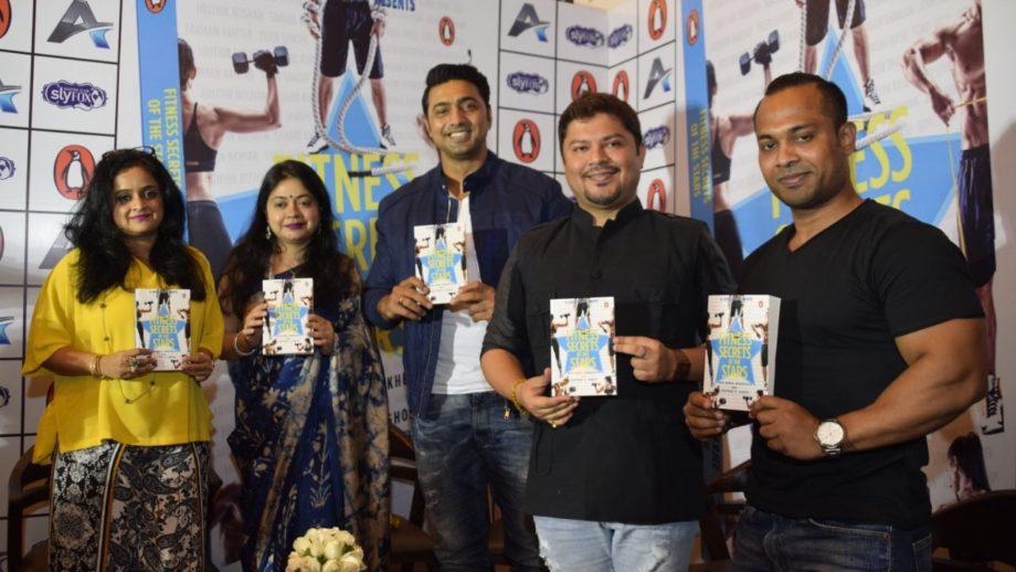 Superstar Dev unveils author Ram Kamal Mukherjee's book titled Fitness Secrets Of The Stars