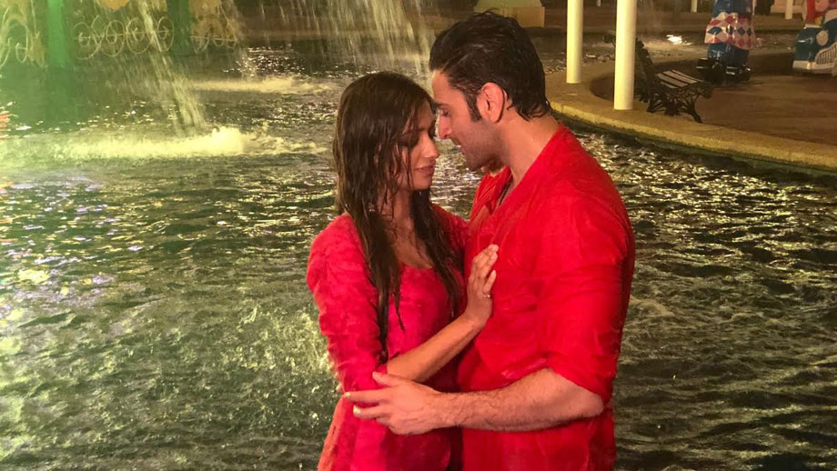 &TV's Meri Hanikarak Biwi update: Akhilesh and Ira's intimate moment in Malaysia