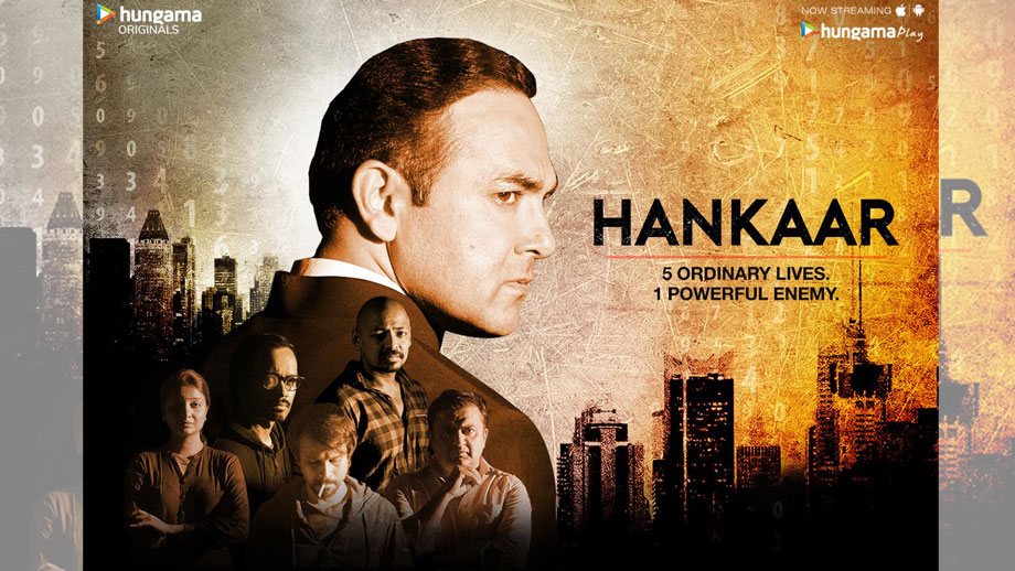 Hungama launches its second original show, 'Hankaar'