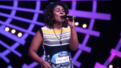 Lekshmi Jayan's Stuns the Judges on Indian Idol 10