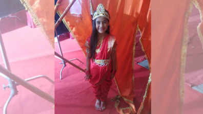Kullfi to don Goddess Parvati avatar