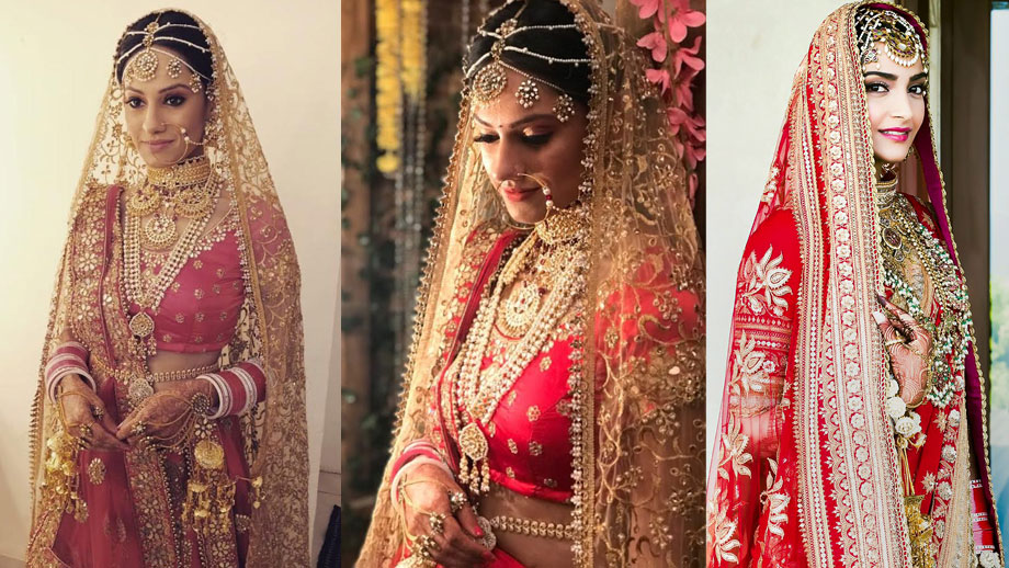 When Sonam Kapoor inspired Reeva Noon for her wedding look in Dil Hi Toh Hain