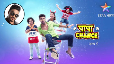 Raftaar raps for Star Bharat's new show Papa By Chance