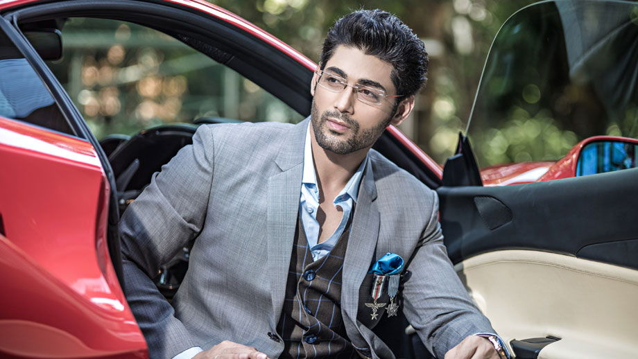 I get to play a man with a mature persona in Vikram Bhatt's series, Zakhmi: Ruslaan Mumtaz