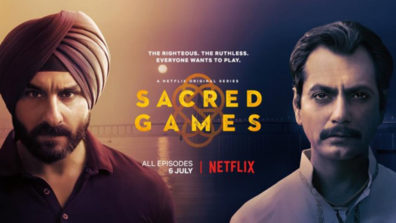 Review of Netflix's Sacred Games- A cut above the rest