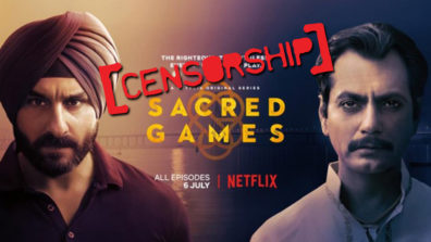 Let's Ponder: Will Netflix's Sacred Games throw open the floodgate of net censorship?