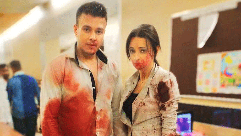 Gear up to watch raw agents: Aniruddh Dave and Sanaya Irani