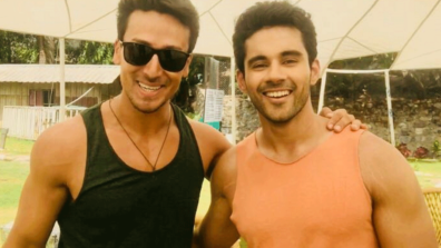 I could not have been paired with anyone better than Tiger Shroff in my first big screen outing: Abhishek Bajaj