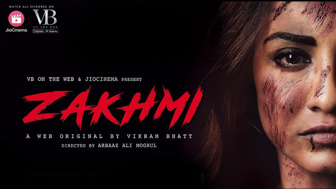 Review of Vikram Bhatt's Zakhmi: Watch it if you have time to kill