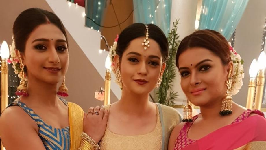 Yeh Rishta Kya Kehlata Hai Mehndi Function Pics 9