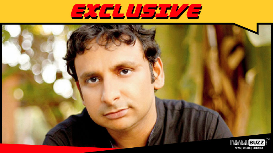 Inaamulhaq in Harry Nath's web-series, Screwed Up