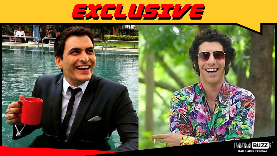Manav Kaul and Jim Sarbh in ALTBalaji show The Verdict - State V/s Nanavati